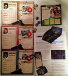 Board Game: Agents of SMERSH: Swagman's Hope Kickstarter Extras