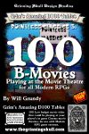 RPG Item: 100 B-Movies Playing at the Movie Theatre for all Modern RPGs