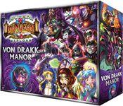 Board Game: Super Dungeon Explore: Von Drakk Manor Level