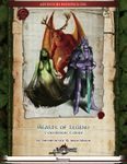 RPG Item: Beasts of Legend: Coldwood Codex (Pathfinder)