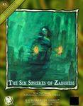 RPG Item: K5: The Six Spheres of Zaihhess