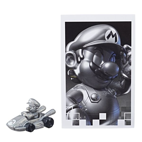 NEW Sealed Monopoly Board Game Power Pack Metal Mario Figure Pack
