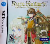 Video Game: Rune Factory: A Fantasy Harvest Moon