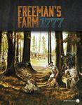 Board Game: Freeman's Farm 1777