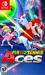 Video Game: Mario Tennis Aces