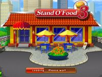Video Game: Stand O'Food 3
