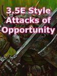 RPG Item: 3.5E Style Attacks of Opportunity for 5E