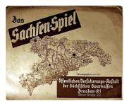 Board Game: Das Sachsen-Spiel