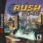 Video Game: San Francisco Rush 2049