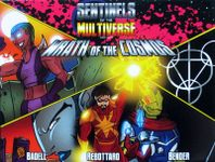 Board Game: Sentinels of the Multiverse: Wrath of the Cosmos