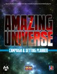 RPG Item: Amazing Universe Campaign & Setting Planner