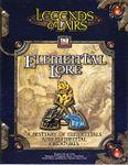 RPG Item: Elemental Lore