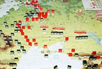June I 1942: Axis counter-assaults stalled by extremely strong Soviet positions.