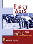 Board Game: First Axis: Slovakia at War 1939-1945 – A Panzer Grenadier Scenario Book