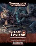 RPG Item: The Lost Lexicon, Part II: Radiant Demise