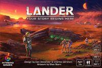 Board Game: LANDER