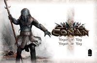 Board Game: Conan: Yogah of Yag