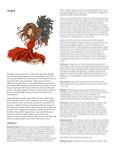RPG Item: Classes of Fantasy: Angel