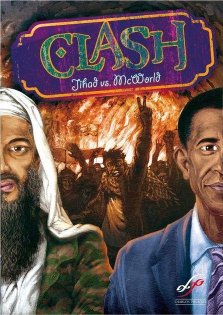 essays on jihad vs. mcworld