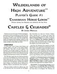 RPG Item: Player's Guide #1: Tharbrian Horse-Lords