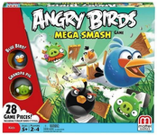 Board Game: Angry Birds: Mega Smash game
