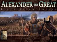 Board Game: Alexander the Great