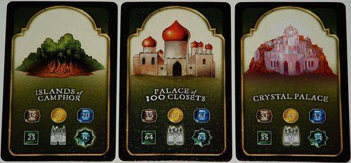 sample Terrain Encounter cards