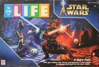 Board Game: The Game of Life: A Jedi's Path