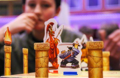 Board Game: Ultimate Warriorz