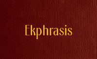 RPG: Ekphrasis: A Practical Handbook for Practical Bards