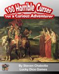 RPG Item: 100 Horrible Curses for a Curious Adventurer