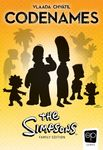 Board Game: Codenames: The Simpsons