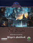 RPG Item: The Blight Player's Handbook (Pathfinder)