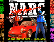 Video Game: NARC (1988)