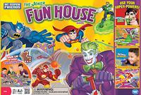 Board Game: The Joker Fun House Game