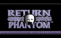 Video Game: Return of the Phantom