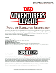 RPG Item: DDEX1-13: Pool of Radiance Resurgent