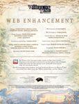 RPG Item: The Wheel of Time: Web Enhancement