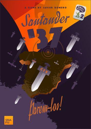Santander 37 cover (SNAFU Edition)