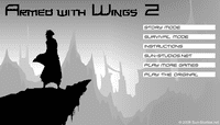 Video Game: Armed with Wings 2