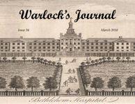 Issue: Warlock's Journal (Issue 36 - Mar 2018)