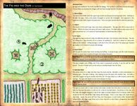 RPG Item: Micro Adventure #03: The Pig and the Ogre