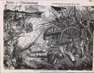 Board Game: The Battle of Chickamauga