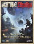 RPG Item: Assault on the Mountains of Madness