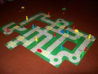 Board Game: P.O.B