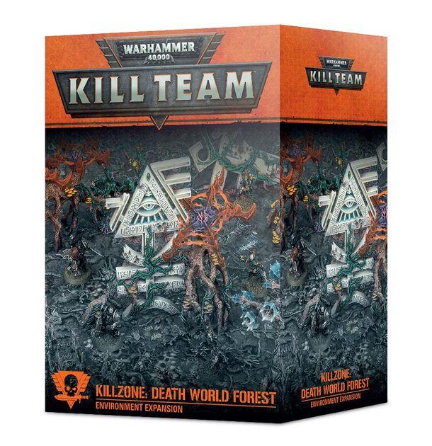 Warhammer 40k Kill Team Death World Forest Killzone Umgebungserweiterung DE