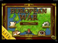 Video Game: European War