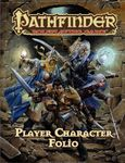 RPG Item: Pathfinder Roleplaying Game: Player Character Folio