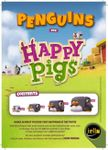 Board Game Accessory: Happy Pigs: Penguins