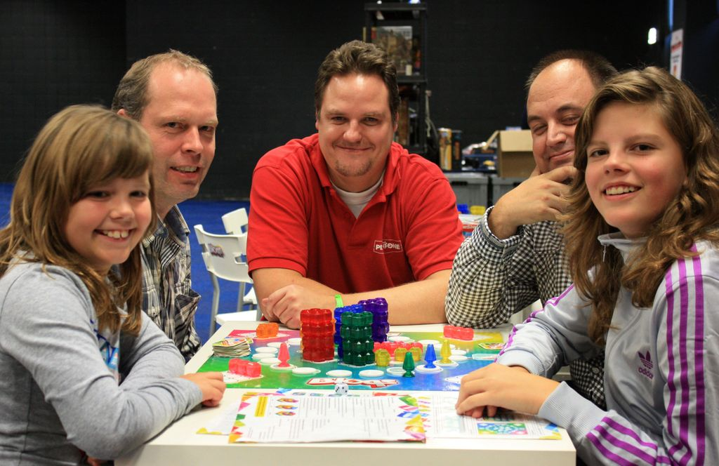 Board Game: Bloqs